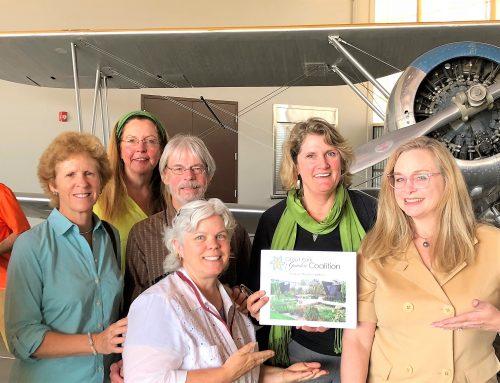 Great Park Garden Coalition joins the American Public Garden Association (APGA)