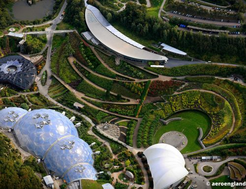 Could the Great Park Botanical Garden be another Eden?
