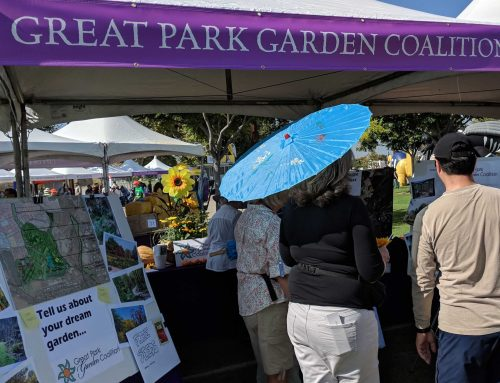"Let's ""Plant a Seed"" at the Irvine Global Festival"